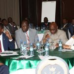 Consultation with the Governors on the 3rd Basis on Division of Revenue
